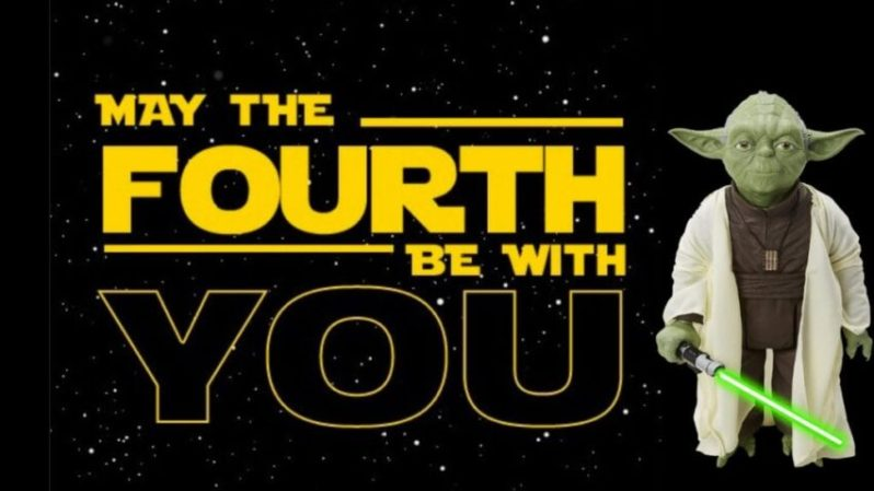 May the 4th Be With You - NRN • New Right Network