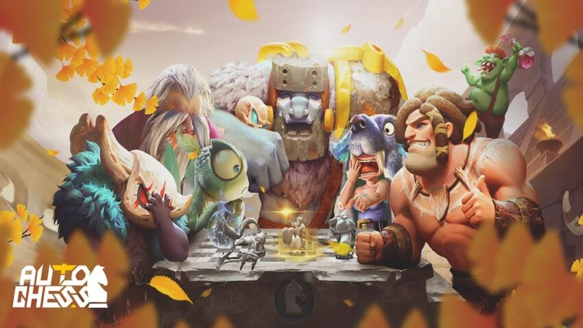 Game Review: Auto Chess