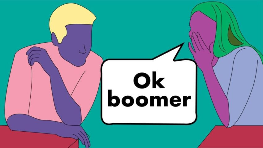OK Boomer May Just Be the Dumbest Insult of All Time
