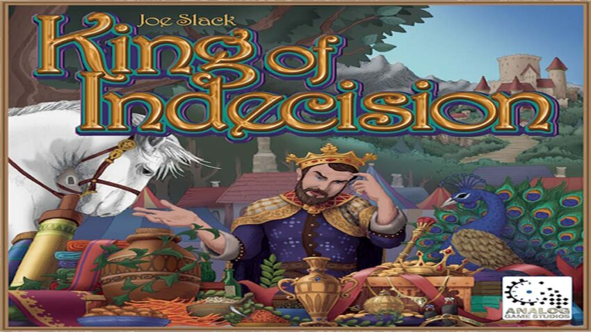 Review: King of Indecision - NRN • New Right Network