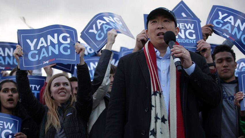 'Yang Gang' is the New 'Bernie Bros' - NRN • New Right Network